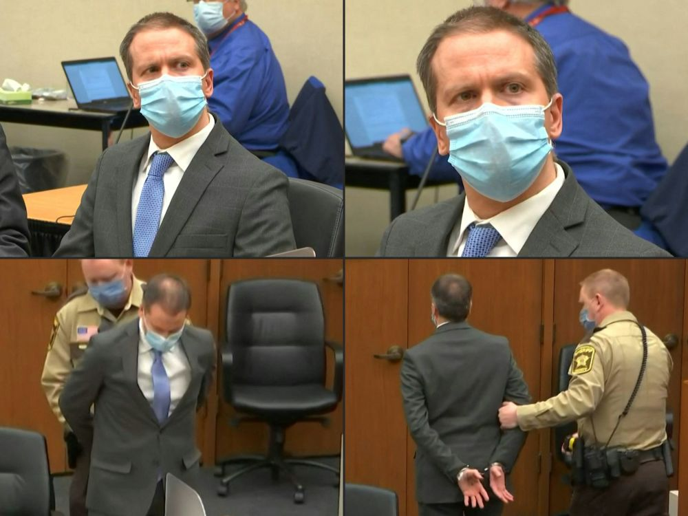 明尼阿波利斯对前警察肖万作出判决。