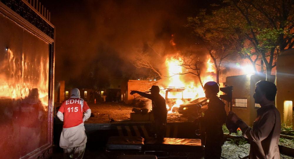 专家谈巴基斯坦酒店爆炸案三点特殊之处