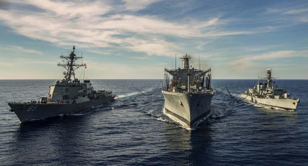 专家:美国为维护霸权和拉拢盟友有可能搞有限冲突或战争
