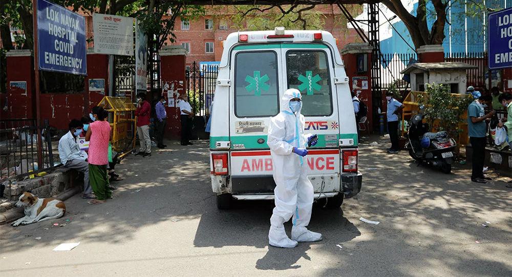 媒体:印度古吉拉特邦新冠定点医院火灾死亡人数升至18人