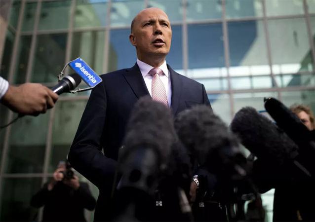 """澳大利亚与美国联手打""""台湾牌""""中澳关系将持续恶化"""