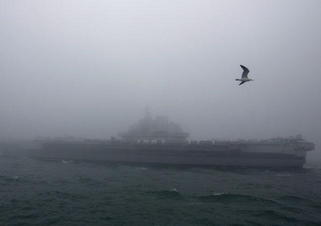 中国国防部:中国海军相关舰艇入列与地区局势无关 也不针对任何特定国家