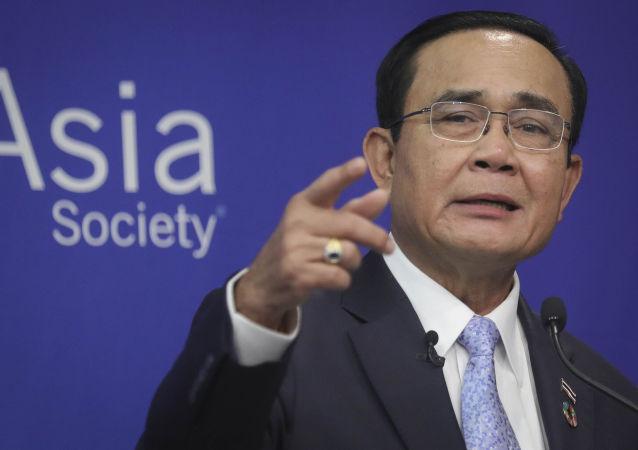 泰国总理开会未佩戴口罩被曼谷市长处以罚款