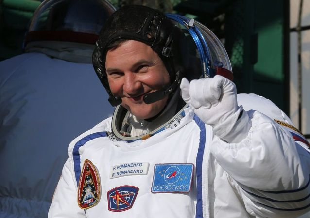 俄罗斯宇航员罗曼•罗曼年科