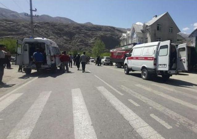 吉方在吉塔边境冲突中的受伤人数升至178人
