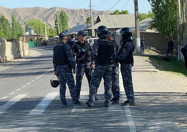 3名吉尔吉斯斯坦军人在吉塔边境冲突中死亡 22人受伤
