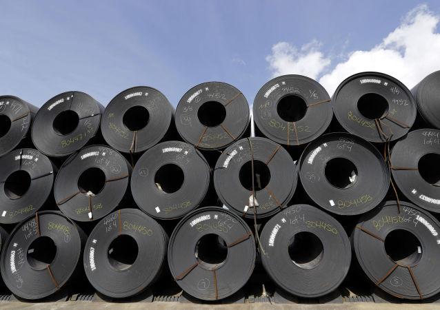 中国正在解决钢材问题