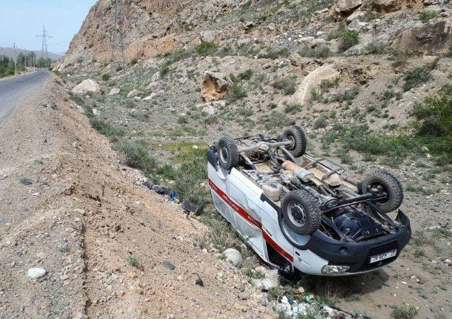 吉尔吉斯斯坦边防局:吉塔边境地区局势稳定