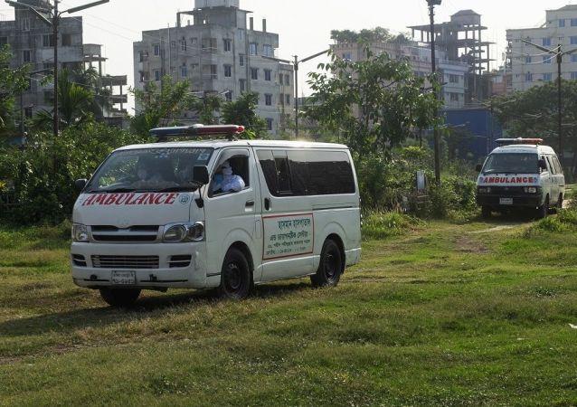 孟加拉国,急救车