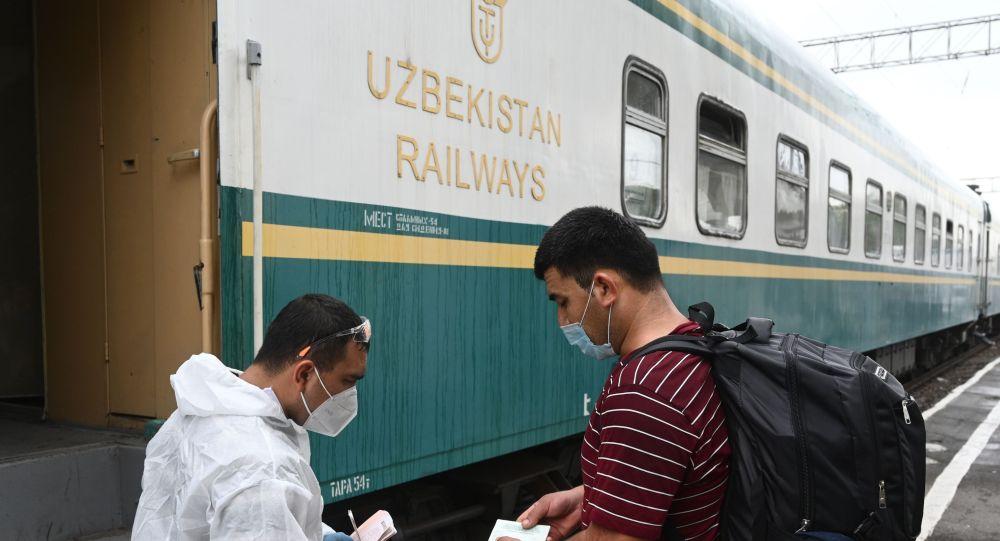 乌兹别克斯坦单日新增新冠病毒感染病例404例