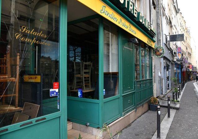 咖啡馆,巴黎
