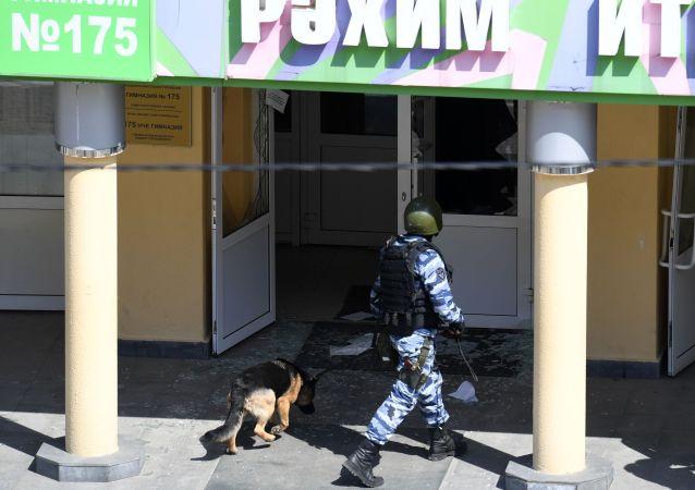 鞑靼斯坦政府:喀山校园枪击事件遇难者家属将获得100万卢布