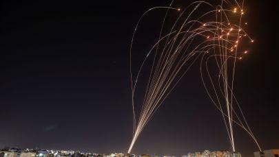 东耶路撒冷事件挑起了近年来最大规模的冲突。