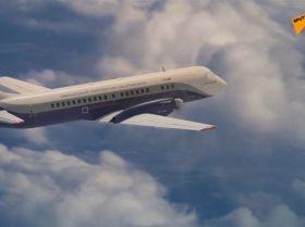 俄罗斯客机伊尔-114-300