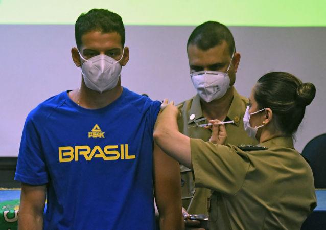 巴西卫生部:巴累计接种新冠疫苗超5000万人