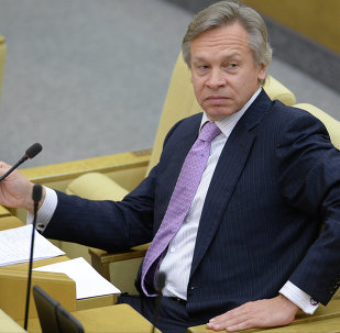 普什科夫:美國經濟侵略克里米亞
