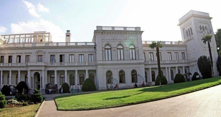 里瓦幾亞宮 (克里米亞半島圖片之旅)