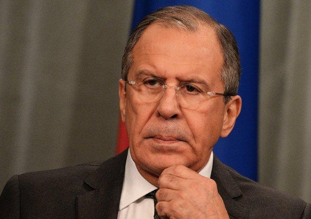 拉夫罗夫:多数欧洲政要都反对向乌克兰供武