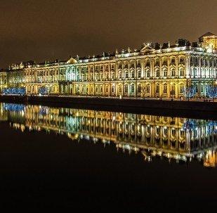 聖彼得堡埃爾米塔日博物館將啓動100年前因冬宮被佔而停止工作的時鐘