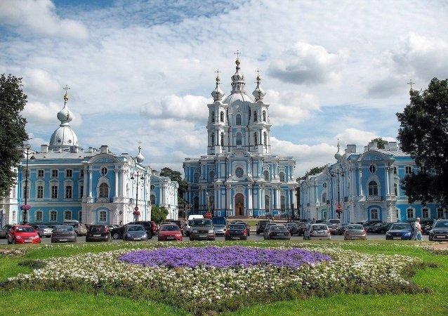 圣彼得堡和首尔打算发展合作