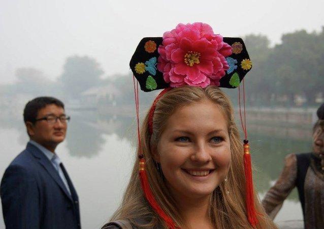 中俄青年友好交流年:中期成果