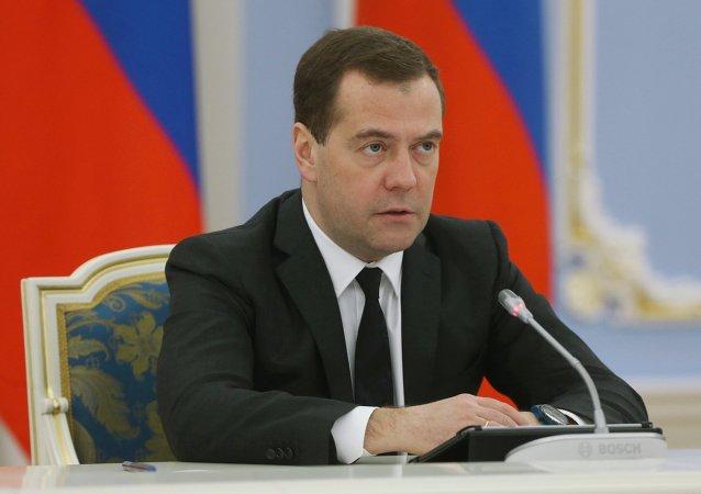 俄总理:金砖国家成为各国制定共同立场的平台