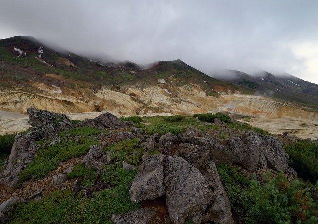 俄堪察加海岸附近发生5.7级地震
