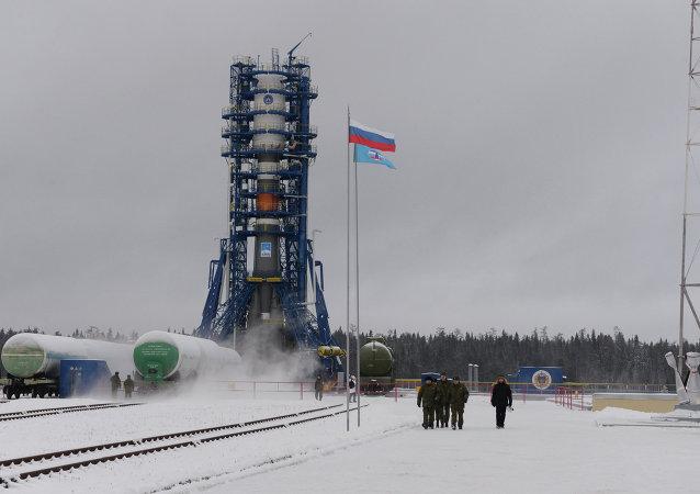 """""""联盟-2.1B""""火箭"""