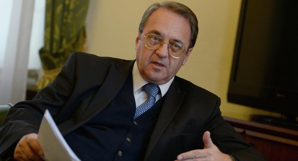 俄副外长:叙利亚问题国际联络小组或于10月开始运作