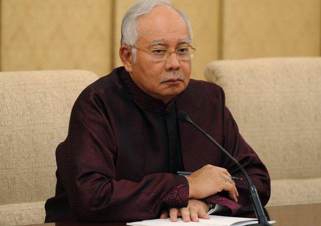 马来西亚副总理纳吉布