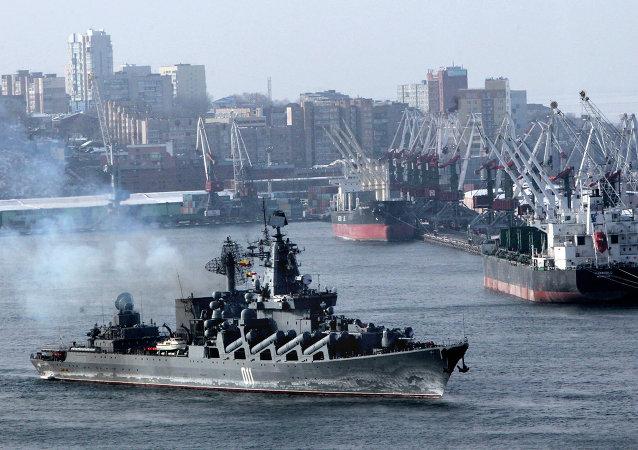 瓦良格号导弹巡洋舰
