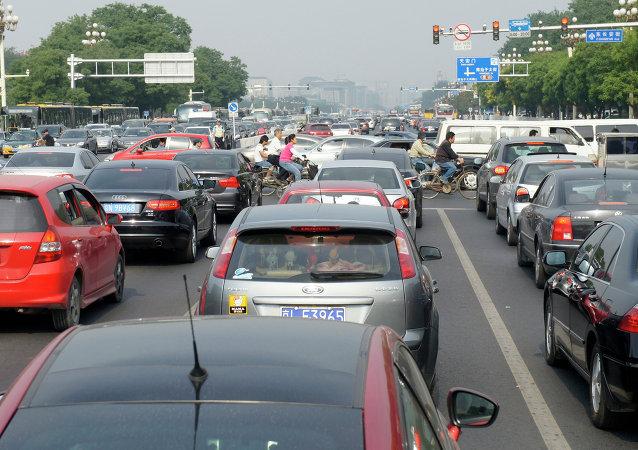 """媒体: """"双十一""""当天北京将陷全城拥堵"""