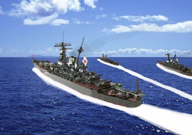 日本和越南计划举行首次联合海军演习