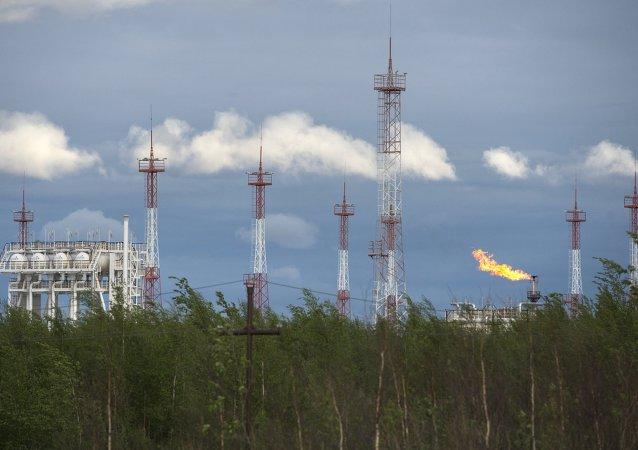 俄罗斯创下了石油开采纪录