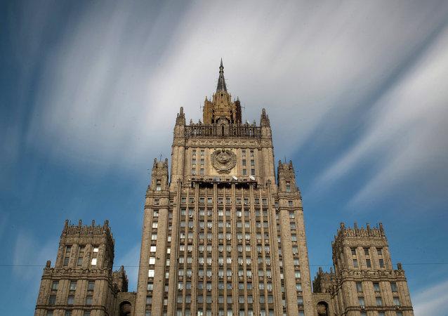 俄外交部:美国反特朗普抗议活动是一场大破坏