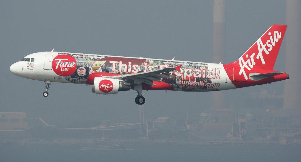 亚航公司确认飞机失踪,并通报了寻找失踪飞机的最初进展,据承运方介绍