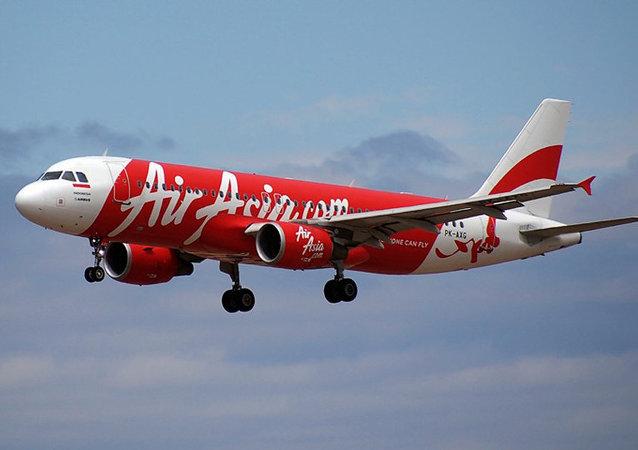 亚航客机在爪哇海失事