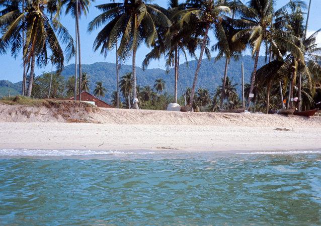 马来西亚沿岸
