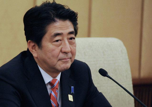 日本首相安倍晋三希望会晤中国国家主席习近平