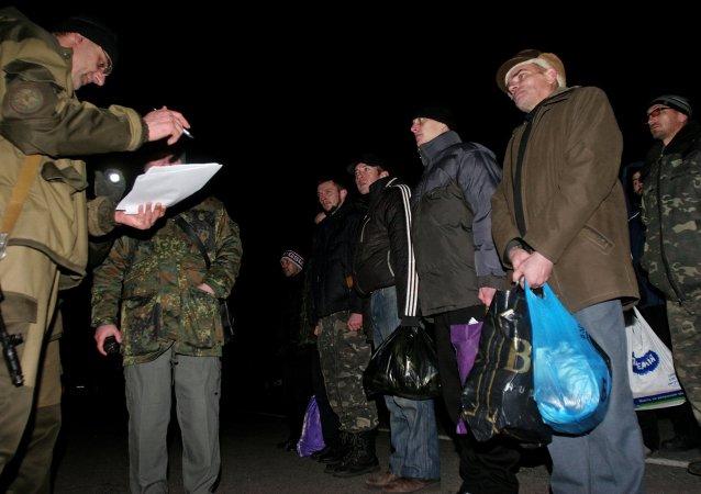 卢甘斯克共和国代表:俘虏交换将于29日以11换9方式进行