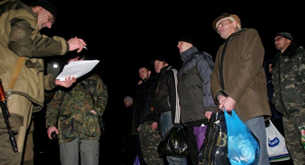顿涅茨克人民共和国监察专员:12月29日基辅和顿巴斯将交换囚犯