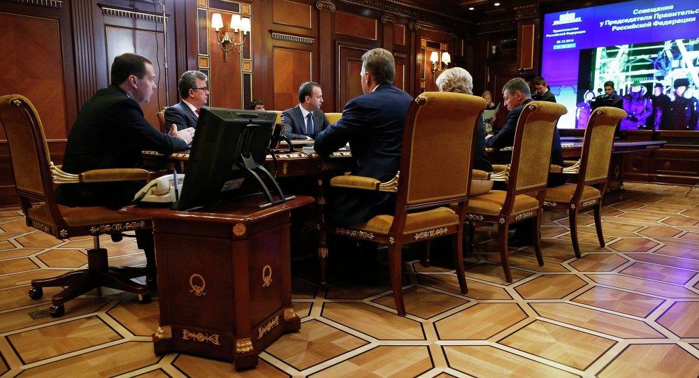 """俄总理: """"东方""""航天发射场的所有工作都必须如期完成"""