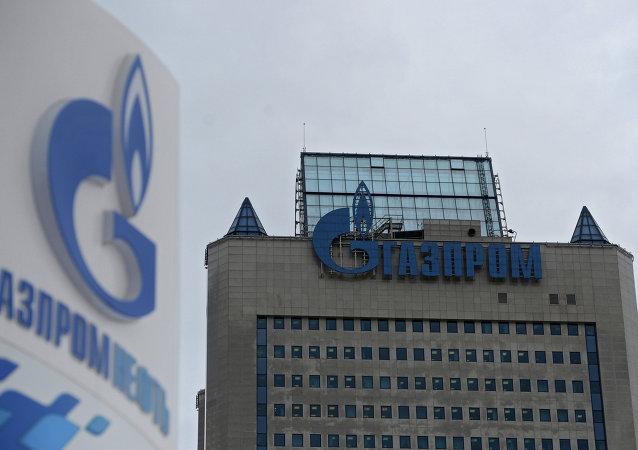 俄气公司大厦, 莫斯科