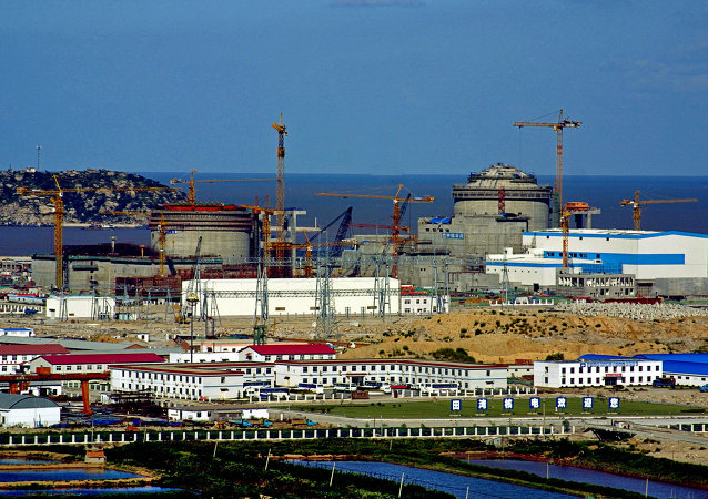 俄原子能项目公司:中国田湾核电站3号机组反应堆容器将于周三开始安装