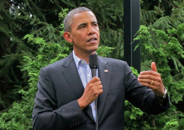 奥巴马:俄罗斯是叙问题谈判的建设性伙伴