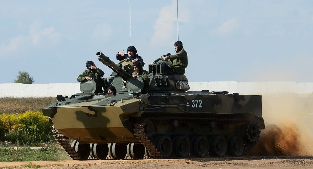 BMD-4M型伞兵战车