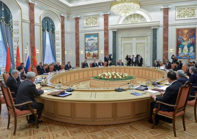 亚欧经济联盟开始正式运作