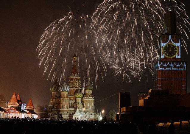 俄国家杜马正在起草一项关于没收非法烟花爆竹的法案