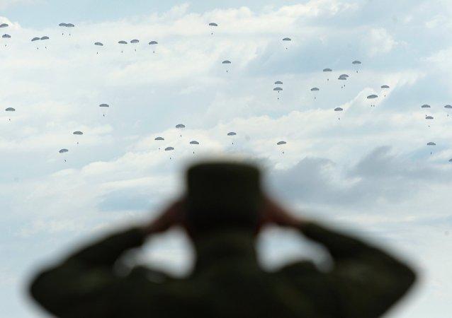 俄空降部队