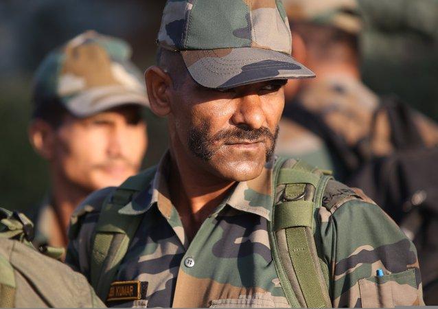 印度当局调集数千名士兵平息北部暴乱